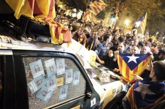 Vés a: «Com una presa d'ostatges amb trets a l'aire»: així veu Llarena la manifestació del 20-S