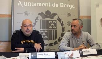 La Fira de Santa Tecla de Berga inclou una subhasta amb els millors sementals de raça bruna de Catalunya