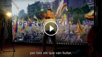 Vés a: VÍDEO «Som!», dels Xeic, posa música a la recta final cap al referèndum