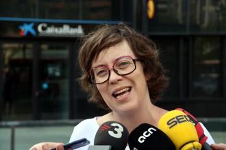 Vés a: La CUP insta el Govern a «suspendre contractes» amb La Caixa si és «còmplice» de l'Estat