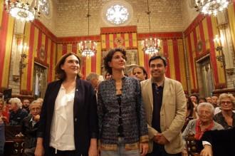 Vés a: Marina Garcés apel·la a «una resposta col·lectiva contundent» davant l'Estat
