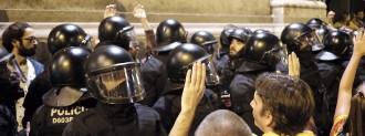 Vés a: L'Estat pren el control dels Mossos
