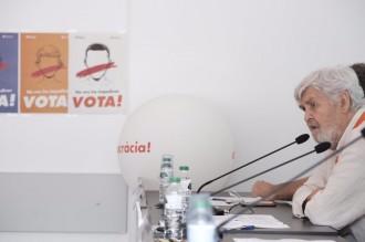 Vés a: Xosé Manuel Beiras: «No podem tolerar que s'imposi el terrorisme d'estat»