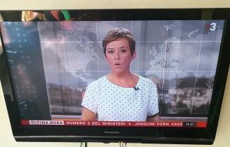 Vés a: TV3 canvia la programació per l'actualitat informativa