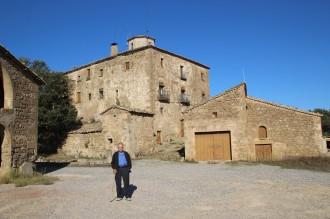 Masia de la Codina i capella de Sant Mamet