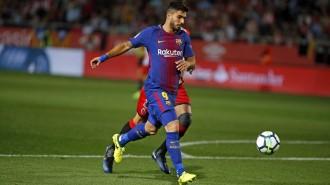 Vés a: El Barça no falla a Girona en un derbi català marcat pel referèndum