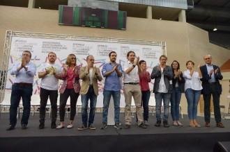 Vés a: L'assemblea d'electes es conjura a Saragossa per forçar Rajoy a pactar el referèndum