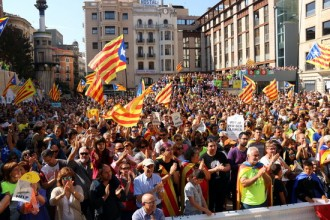 Vés a: Lleida es compromet amb l'1-O i Turull garanteix que es podrà votar