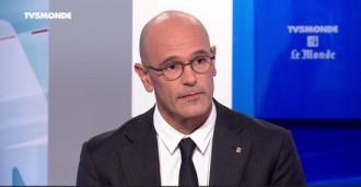 Vés a: L'ambaixada espanyola a París pressiona per cancel·lar una conferència de Romeva