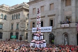 Vés a: Els Minyons de Terrassa no vendran loteria de Nadal per «la repressió contra el poble català»