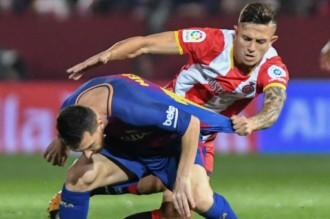 Vés a: La conversa de Maffeo amb Messi durant el seu enganxós marcatge