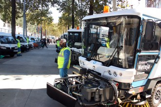 Vés a: Badalona exigeix a FCC que retorni 4,1 milions d'euros pel frau en la neteja