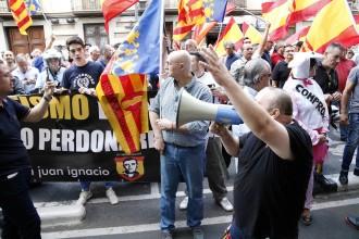 Vés a: La ultradreta intenta boicotar un acte en solidaritat amb el referèndum a València