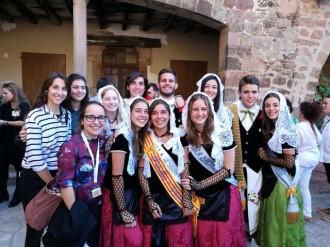 La solsonina Anna Montraveta és proclamada nova pubilla de Catalunya
