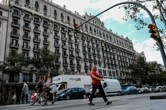 Vés a: Cal Drapaire, un dels primers grans blocs de pisos de Barcelona