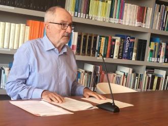 Vés a: El Síndic denuncia que l'empresonament de Sànchez i Cuixart vulnera drets fonamentals