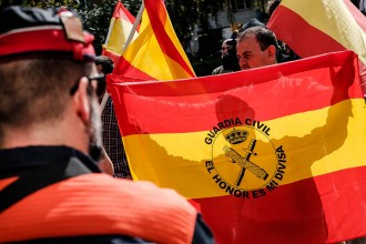 Vés a: Rajoy substituirà els Mossos per la policia espanyola «on sigui necessari»