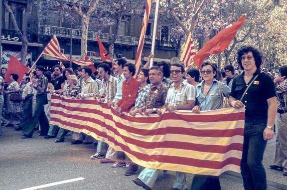De la Diada del 77 a la del 2017: el testimoni de Jordi Figuerola