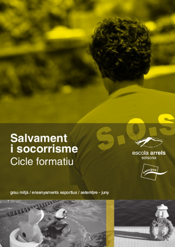 Últim dia d'inscripcions al cicle formatiu de règim esportiu de Salvament i socorrisme