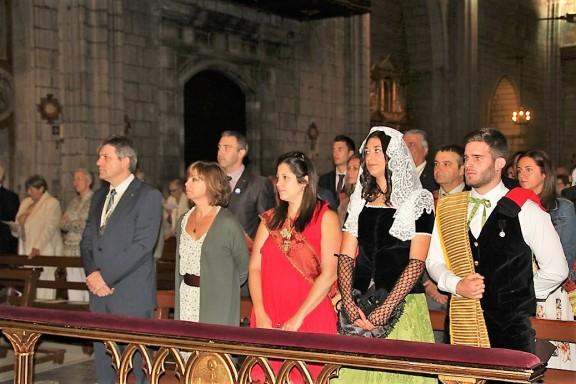 El bisbe Novell es posa al costat dels diputats i Govern que han defensat el Referèndum