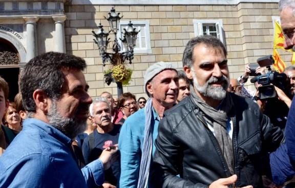 ANC i Òmnium faran 300 actes i una «encartellada massiva» en la Marató per la Democràcia