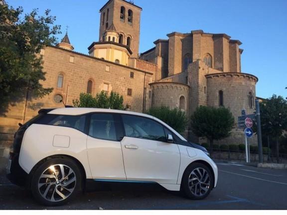Solsona promocionarà el vehicle elèctric durant la Setmana de la Mobilitat Sostenible i Segura