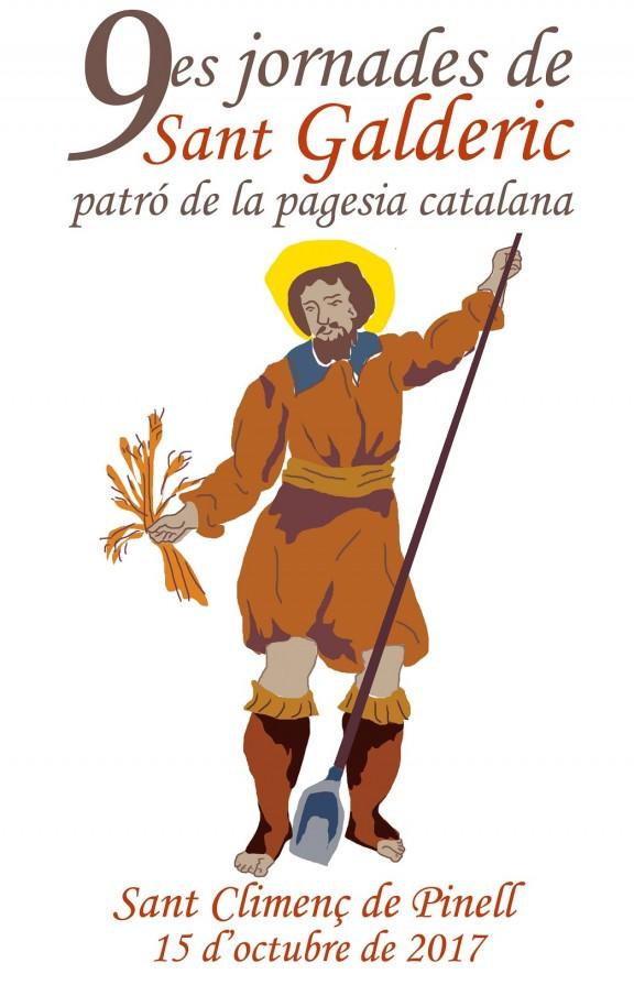 Sant Climenç acollirà les 9es Jornades de Sant Galderic