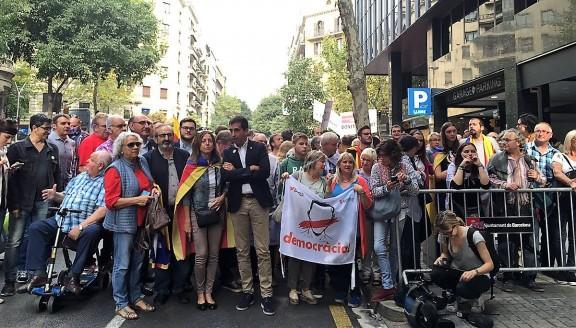 L'alcalde de Solsona s'ha presentat aquest matí davant la Fiscalia Superior de Catalunya