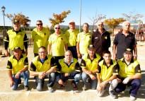 Bon inici de la lliga catalana pel Bitlles Olius