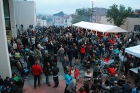 Vés a: Més de dues-centes persones a Solsona  rebutgen la violència