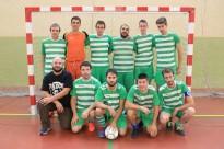 DSF Ferreters Guixers es posa per davant a la lliga comarcal de futbol sala