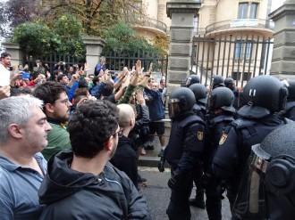 Vés a: Dues denúncies contra la policia espanyola per abusos sexuals l'1-O
