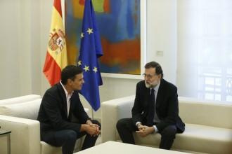 Vés a: El PP i el PSOE pacten convocar eleccions a Catalunya el gener