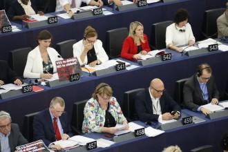 Vés a: Eurodiputats reclamen debatre sobre l'empresonament de Sànchez i Cuixart al Parlament Europeu