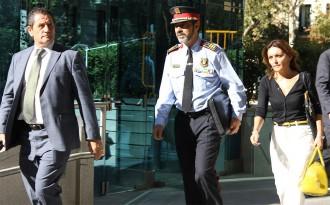 Vés a: La Fiscalia no preveu demanar presó provisional per a Trapero