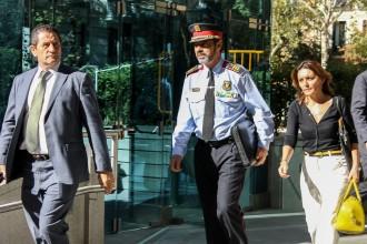 Vés a: Filtren la declaració de Trapero a l'Audiència Nacional: «La Guàrdia Civil no volia marxar sense els cotxes»