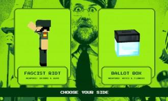 Guàrdies Civils, urnes i clavells: el nou videojoc sobre l'1-O que triomfa a internet