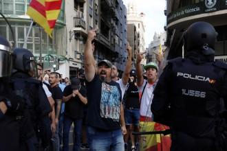Vés a: Detingudes quatre persones més pels atacs violents del 9 d'octubre a València