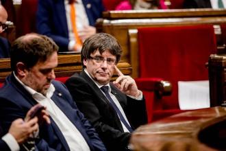 Vés a: El dard de Puigdemont a Montoro després de no acatar el 155