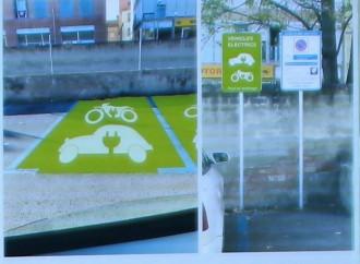 Solsona disposarà aviat, d'un punt de càrrega d'accés públic  per a vehicles elèctrics