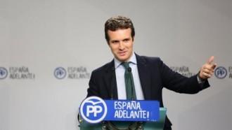 Vés a: El PP insisteix en la seva aposta per il·legalitzar partits independentistes