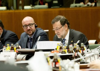 Vés a: El mail que ha enviat el govern espanyol a l'ambaixador belga: «En prenem nota»