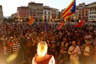Els comitès de defensa del referèndum preparen mobilitzacions si s'aplica el 155 o hi ha detencions