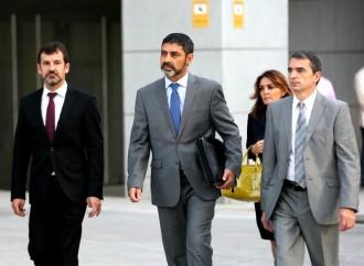 Vés a: ÀUDIO La declaració de Trapero a la jutge: «L'atestat de la Guàrdia Civil sobre l'1-O és en gran part fals»