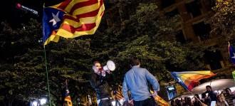 L'empresonament de Sànchez i Cuixart retorna el procés al carrer i accelera la declaració d'independència