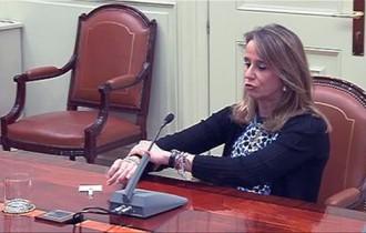 Vés a: La jutge que ha empresonat Sànchez i Cuixart, germana de la interventora general de l'Estat