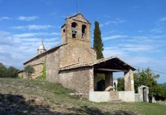 Catalònia Sacra proposa un itinerari per descobrir el romànic de la Riera Salada