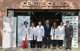 Vés a: El Vall d'Hebron busca guanyar efectivitat contra el càncer de mama hereditari
