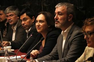 Vés a: Els «comuns» debatran dimarts el futur del pacte amb el PSC a Barcelona pel suport al 155