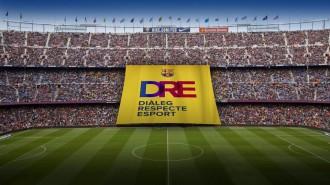 Vés a: «Diàleg, respecte i esport», la resposta del Barça als empresonaments de Sànchez i Cuixart